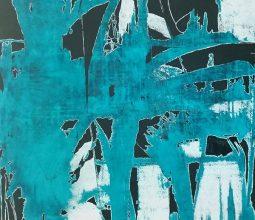Acrylarbeit-Janssen